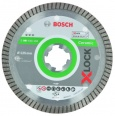BOSCH Diamantový řezný kotouč Best for Ceramic Extraclea system X-LOCK 125 mm PROFESSIONAL 2608615132